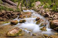 Deer Creek outflow (mile 137), Grand Canyon National Park, Arizona, USA.