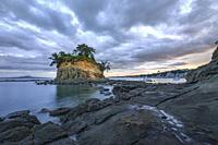 Waiake Bay, Auckland, North Island, New Zealand.