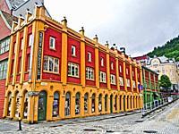 The Hanseatic museum in Bergen, Norway.