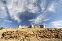 Castle of Condes, Chinchón. Madrid Community, Spain.