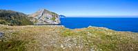 Landscape in Liendo, Liendo Valley, Cantabrian Sea, Cantabria, Spain, Europe.