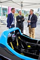 Dynacar, Electric vehicle of Tecnalia, Electric cars, Feria Go Mobility Exhibition, Basque Sustainable Mobility and energy storage industry´s, Ficoba,...