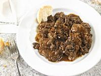 fricando / Fricando (Catalan beef stew)