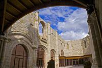 Jeronimos Monastery, Padre Belda Museum, Ancient Cultures, Alba de Tormes, Salamanca, Castilla y Leon. Spain.