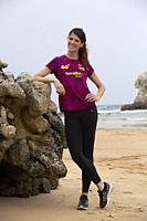 Ruth Beitia Vila. Santander. 1979. High jumper and Spanish politician. Olympic medalist.