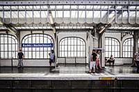 Metropolitan in Paris.