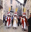 San Pedro Manrique is a municipality located in the province of Soria, Castile and León, Spain. The Day of the â. . Móndidasâ. . is the day of Saint J...