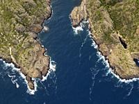 Norfeus cap, Creus Cap Natural Park, Costa Brava, Girona, Spain / Cabo Norfeus, P. Natural Cabo de Creus, Costa Brava, Girona.