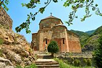 Picture & image of Ateni Sioni Georgian Orthodox tetraconch Church, 7th century, Ateni, Georgia.