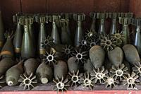 Cambodian Landmine museum,Siem Reap Province,Cambodia,South east Asia.