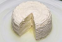 Queso fresco de Burgos / Burgos fresh cheese