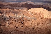Chile, Antofagasta Region, Atacama Desert, Valle de Marte; Valle de la Muerte,.