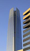 Chile, Santiago, Costanera Center, Gran Torre,.