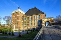Gelsenkirchen, Horst, D-Gelsenkirchen, D-Gelsenkirchen-Horst, Ruhr area, Westphalia, North Rhine-Westphalia, NRW, Castle Horst, Lippe Renaissance, cul...