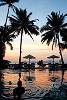 El nido resorts Miniloc island, Bacuit archipelago, Palawan, Philippines, Southeast Asia, Asia.