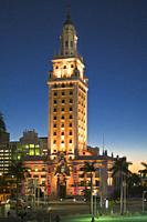 Historic building in Miami.