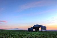 Sixpenny Handley, Dorset, England, UK.