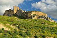 Bedmar Castle, Sierra Mágina, Jaén, Andalusia, Spain
