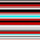 pattern with horizontal colored stripes