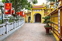 Tran Quoc Pagoda (Chua Tran Quoc) is the oldest pagoda in Hanoi, originally constructed in the sixth century during the reign of Emperor Ly Nam De. Th...