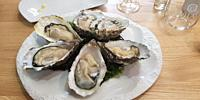 Arcachon Bay Oysters. Rich in minerals and vitamins, this shellfish with delicate and tasty flesh, is eaten raw, plain or with a squeeze of lemon, and...