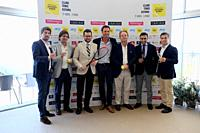 Millennium Estoril Open 2019, Press conference at Nova SBE University, in Carcavelos, Cascais, Portugal