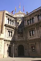 Museo de Cera Wax Museum Barcelona Spain.