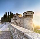 Castle of Brescia (Cidneo)