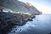 El Pozo de la Salud village Sabinosa La Frontera El Hierro Canary islands Spain on December 31, 2018.