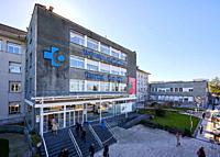 Aranzazu building, Hospital Donostia, San Sebastian, Gipuzkoa, Basque Country, Spain