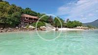 Serendipity Resort and restaurant on Koh Lipe, Thailand