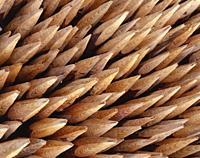 Poland. Wooden composition