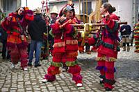 Festa dos Rapazes, or Festa de Santo Estevão (Saint Stephen), a religious festivity with deep roots in pagan Winter Solstice celebrations that takes p...