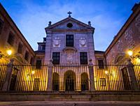 Monasterio de la Encarnación. Madrid. España.
