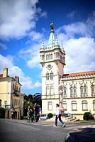 Sintra Town Hall, Portugal.