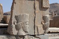 Pesepolis, world heritage archeological site, Persia, Iran.