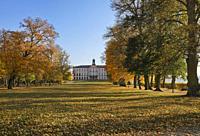 Tullgarn castle, Trosa, Sodermanland, Sweden.