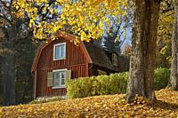 Tullgarn, Sodermanland, Sweden.