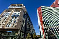 The Nova Building, Victoria, London, UK.