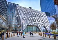 USA, New York City, Manhattan, Midtown, Hudson Yards.