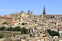 "Toledo is known as ""the imperial city"" for having been the main seat of the court of Charles I5 and also as ""the city of the three cultures"", 6 for ha..."
