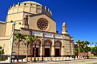 The Wilshire Boulevard Temple is the center of Jewish culture in Los Angeles.