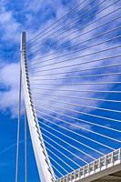 Pont de l'assut in Valencia, Spain, Europe.