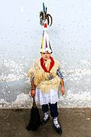 A Joalduna is a traditional character of the culture of Navarre, especially in some small villages of the north of Navarre: Ituren and Zubieta. His fu...