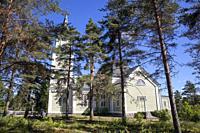 Church, Ruokolahti Finland.