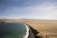 Peru, Paracas, Natural Reserve.