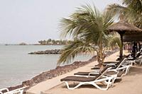 resort in blue coast senegal