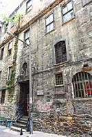 Exterior view of St. Piyer House located in Galata,Beyoglu,Istanbul,Turkey. 25 July 2019.