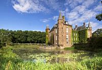 Zuylen Castle with its decorative garden is a Dutch castle at the village of Oud-Zuilen just north of the city of Utrecht. It is located along the riv...