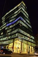 City of London office building, England